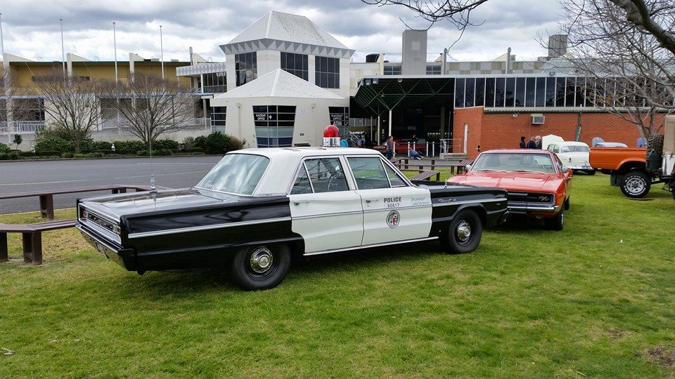 1966 Dodge Police Car And Checker Cabs H2 Hummer Hire