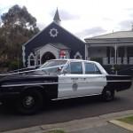Hummer Hire Melbourne - Police