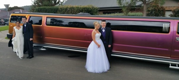 School Formals Hummer Limo Hire Melbourne