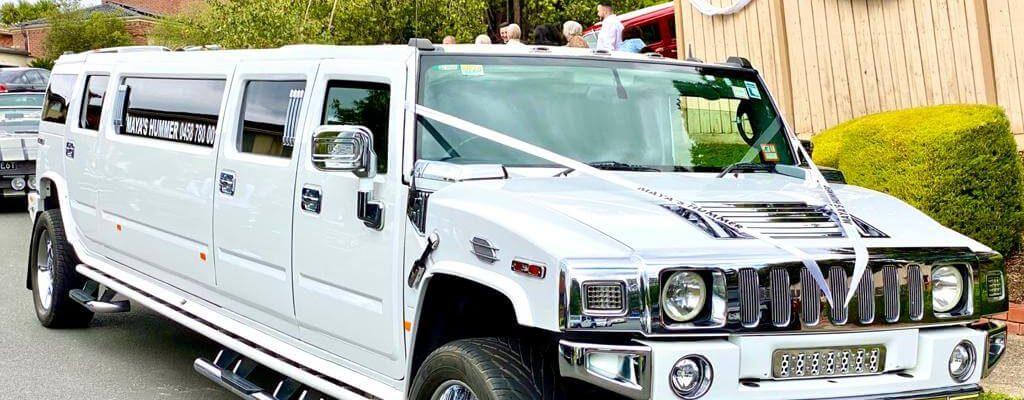 White Hummer Hire